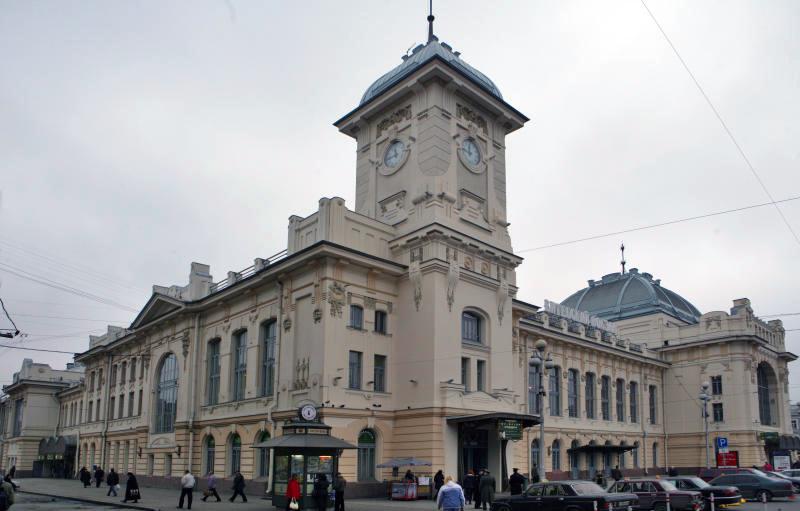 Vitebsky station
