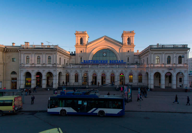 Baltijsky station