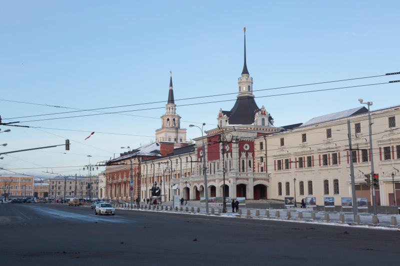 Kazansky station
