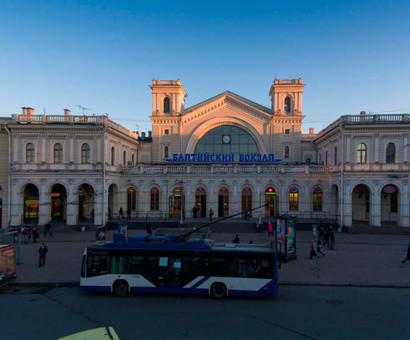 Baltijsky station