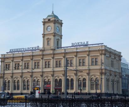 Leningradsky station