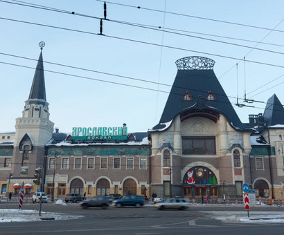 Yaroslavlsky station