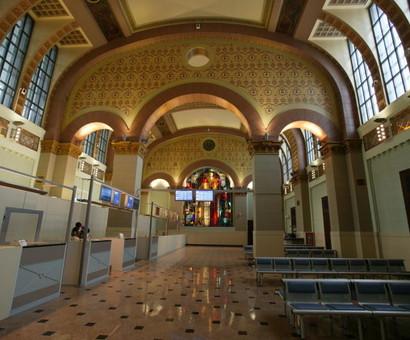 Kievsky station